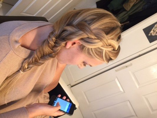 Wedding Hair Cornwall